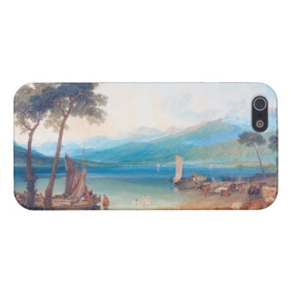 Lake Geneva and Mount Blanc Joseph Mallord William iPhone 5/5S Covers