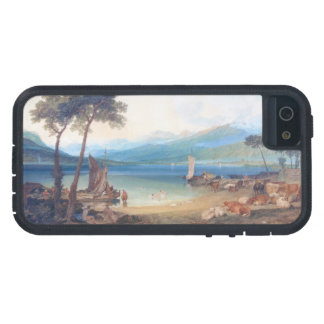 Lake Geneva and Mount Blanc Joseph Mallord William iPhone SE/5/5s Case