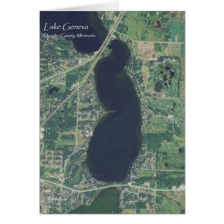 Lake Geneva Card
