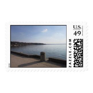Lake Geneva, WI Postage