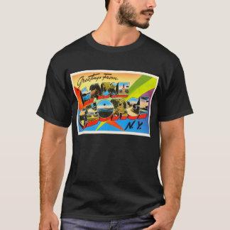 Lake George New York NY Vintage Travel Souvenir T-Shirt