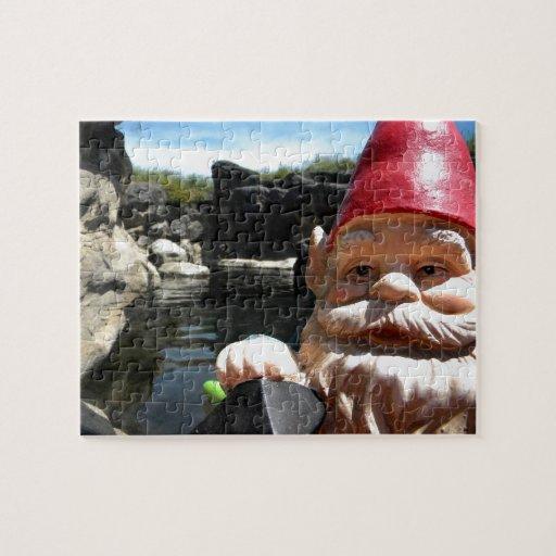 Lake Gerome Puzzles