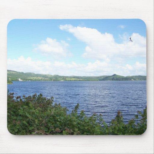 Lake Gill, Ireland Mouse Pads
