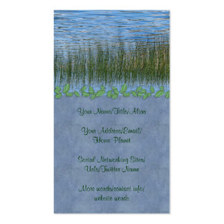 Lake Grasses Business Card