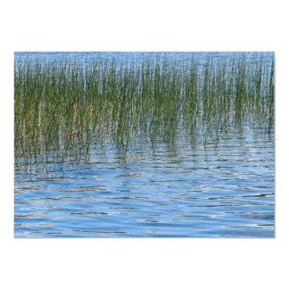 Lake Grasses Card