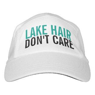Lake Hair Don't Care Cute Funny Fashion Women's Headsweats Hat