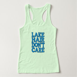 Lake Hair Don't Care Tshirt