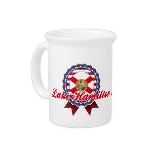 Lake Hamilton, FL Beverage Pitcher