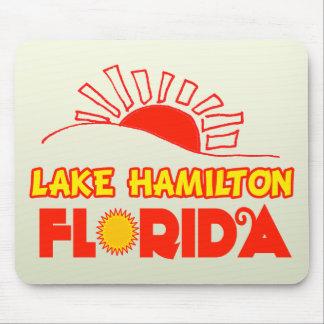 Lake Hamilton, Florida Mouse Pad