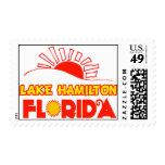 Lake Hamilton, Florida Postage
