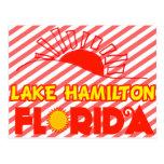 Lake Hamilton, Florida Postcards