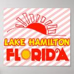 Lake Hamilton, Florida Print