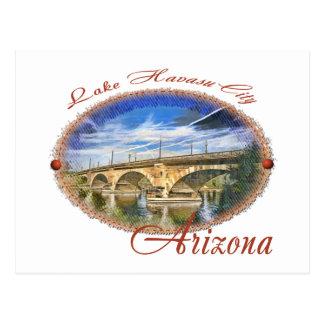 Lake Havasu City, Arizona Post Card