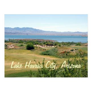 Lake Havasu City Post Card