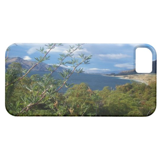 Lake Hawea, New Zealand iPhone SE/5/5s Case