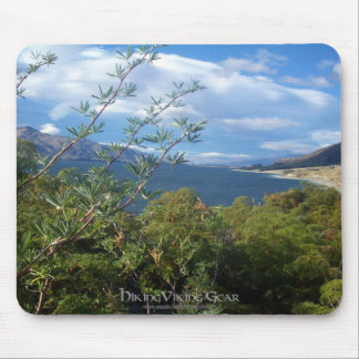 Lake Hawea, New Zealand Mouse Pad