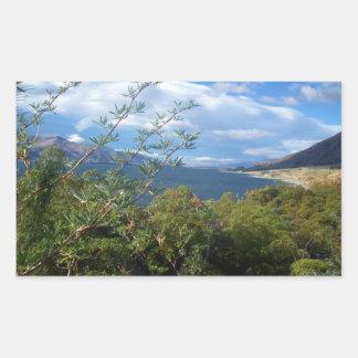 Lake Hawea, New Zealand Sticker