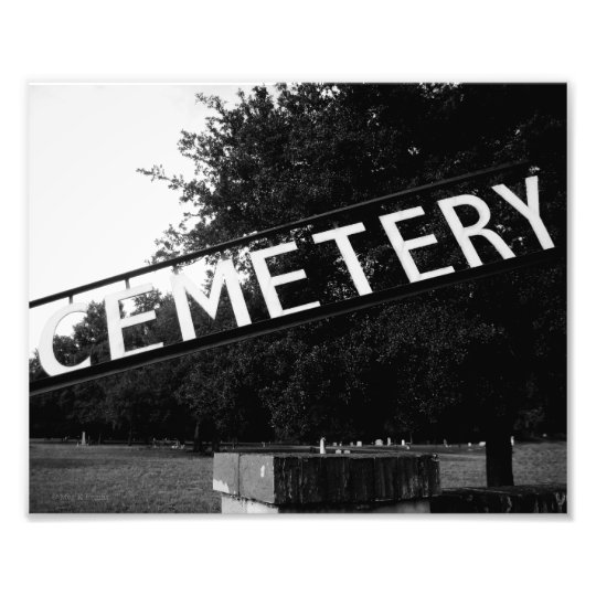 """Lake Hill Cemetery"" Photo"