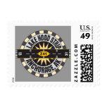 Lake Hood Strip Alaska Z41 Airport Stamps