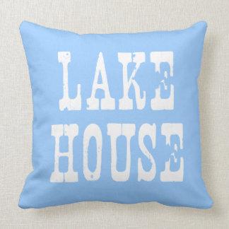Lake House Pillows - Decorative & Throw Pillows Zazzle