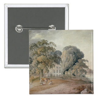 Lake House, Epping 2 Inch Square Button