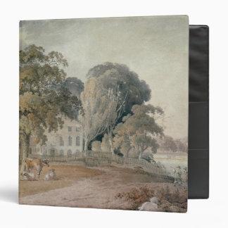 Lake House, Epping Vinyl Binder