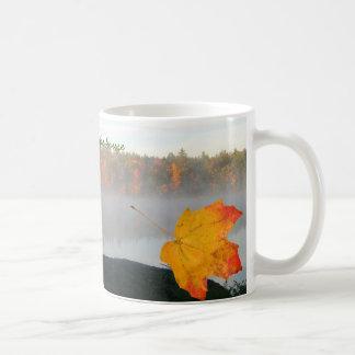 Lake House Personalized Coffee Mugs
