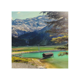 Lake House Wall Art lake house art & framed artwork | zazzle