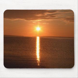 Lake Huron Sunrise Mouse Pad