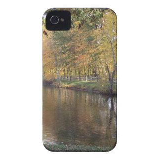 Lake In Autumn Case-Mate iPhone 4 Cases