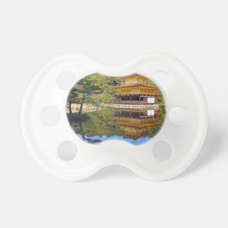 Lake in Japan Baby Pacifiers