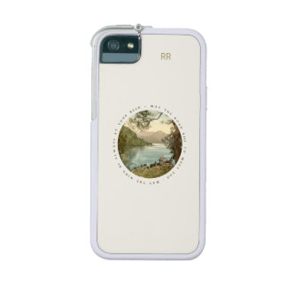 Lake in Kerry Ireland with Irish Blessing iPhone 5 Cases