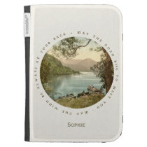Lake in Kerry Ireland with Irish Blessing Kindle 3G Cases at Zazzle