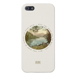 Lake in Kerry Ireland with Irish Blessing Case For iPhone SE/5/5s