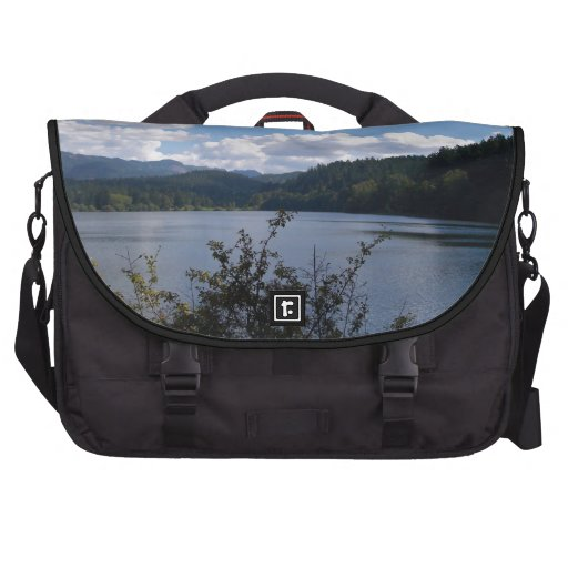 Lake In The City Commuter Bag