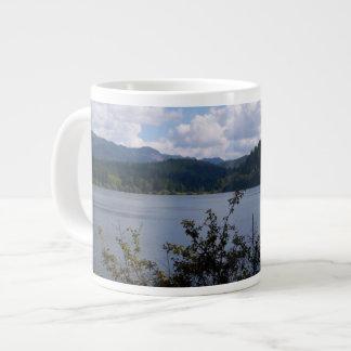 Lake In The City Large Coffee Mug