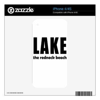 lake iPhone 4S skins