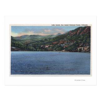 Lake Isabel, Colorado Postcard