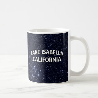 Lake Isabella California Coffee Mug