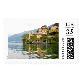 Lake Italy Postage Stamp