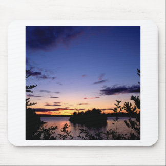 Lake Ivanhoe Provincial Park Ontario Canada Mouse Pad