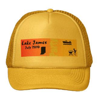 Lake James Trucker Hat