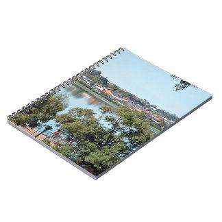 Lake Joondalup Spiral Notebook