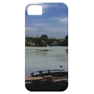 Lake.jpg iPhone 5 Funda