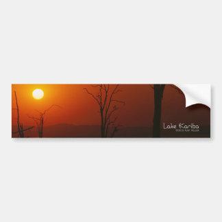 Lake Kariba Bumper Sticker