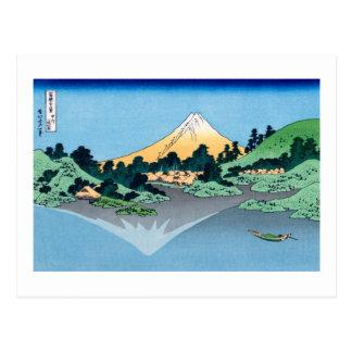 Lake Kawaguchi Hokusai Japanese Fine Art Postcard