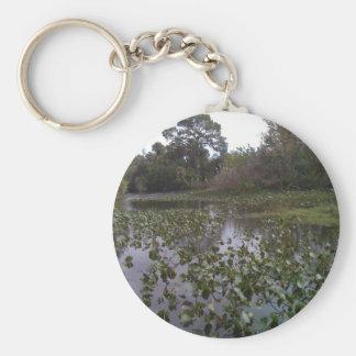 Lake Keychain