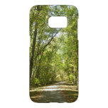 Lake Kittamaquandi Trail in Columbia Maryland Samsung Galaxy S7 Case
