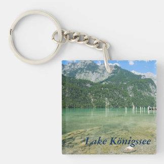Lake Königssee at Salet Keychain