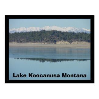 Lake Koocanusa Postcards